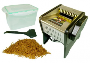 Powermatic Tobacco Shredder