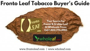 YOUR Fronto Leaf Variety Buyer's Guide