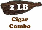 Small Cigar Combos (2 lbs.)
