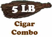 Large Cigar Combos (5 lbs.)