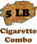 Large Cigarette Combos (5 lbs.)
