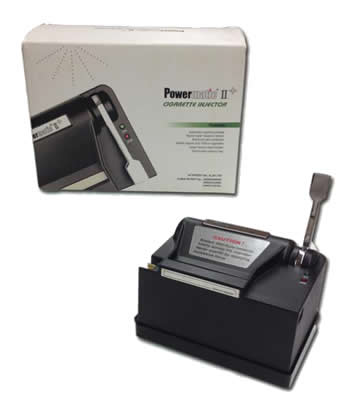 electric cigarette injector