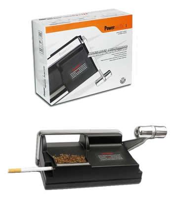 manual cigarette injector