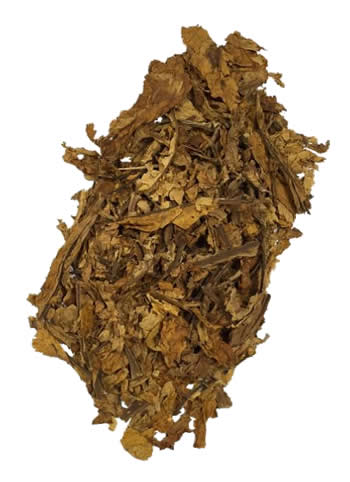 Organic American Virginia Flue Cured Tobacco Scraps