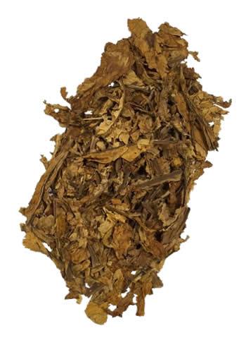 organic american flue cured tobacco scraps