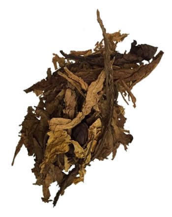 tobacco leaf scrap