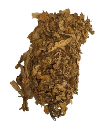 virginia flue cured tobacco scraps