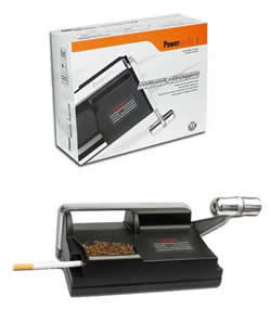 Manual Cigarette Injector