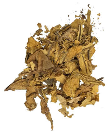 Organic Canadian Virginia Flue Cured Tobacco Scraps