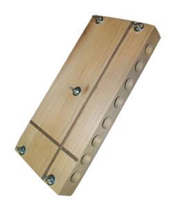 Wooden Cigar Molds | Straight Cut