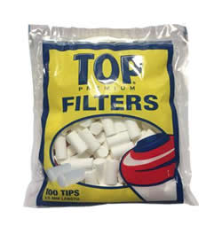 Cigarette Filter Tips | King Size by Top