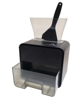 electric-tobacco-leaf-shredder