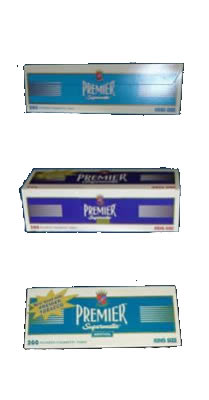 King Size Cigarette Tubes by Premier
