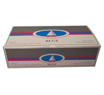 windsail-blue-100's-cigarette-tubes