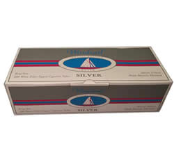 Windsail Silver King Size Cigarette Tubes