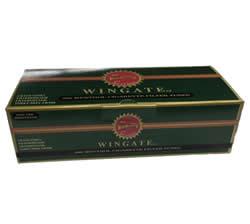 Wingate 100′s Size Cigarette Tubes | Menthol
