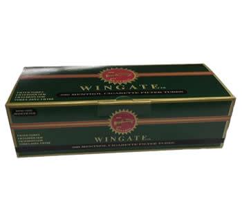 wingate-100's-size-menthol-cigarette-tubes