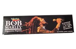 Bob Marley King Size Hemp Rolling Papers