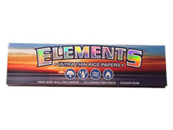 Elements King Size Rice Rolling Papers