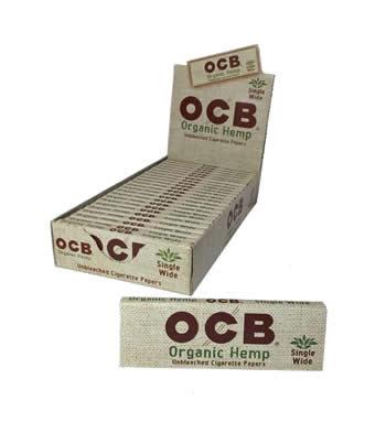 OCB-Organic-Hemp-Single-Wide-Rolling-Papers