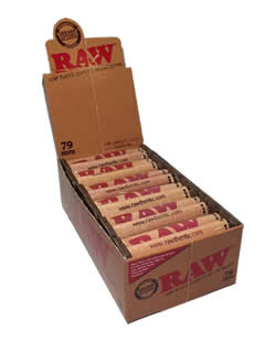 RAW 79mm Cigarette Rolling Machine