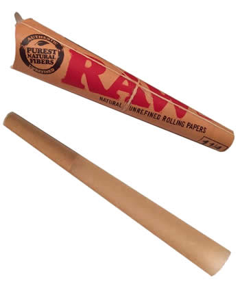 RAW-Organic-Cones-Pre-Made-Rolling-Tubes