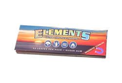 Elements 1 1/4 Rice Rolling Papers