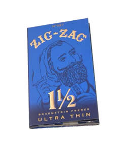 Zig Zag Ultra Thin 1 1/2 Rolling Papers