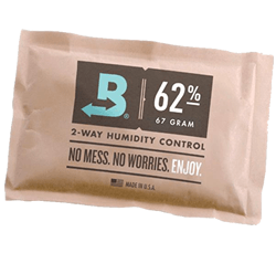 Boveda Pack – 67 Gram / 62% Relative Humidity