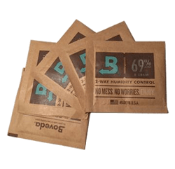 5 Boveda Pack Bundle – 8 Gram / 69% Relative Humidity Packs